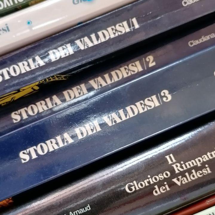 Libri doppi alla Biblioteca Valdese, ricircolo culturale