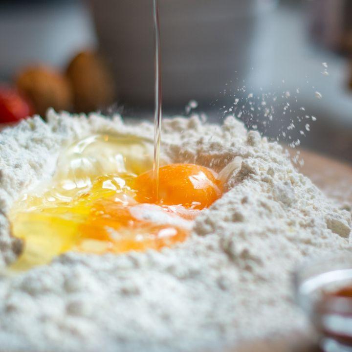 Torta de Frango Cremosa de Liquidificador com Requeijão
