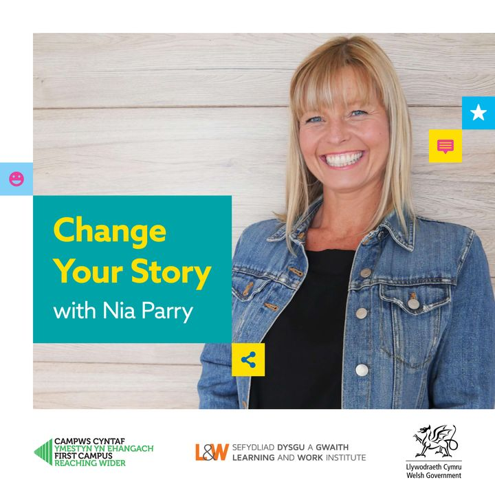 Change Your Story with Nia Parry