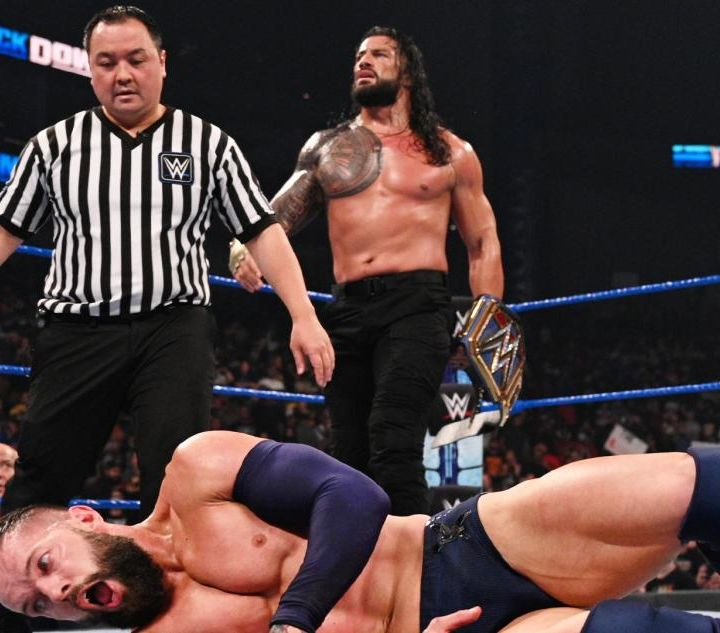 WWE Week in Review: Finn Comes Close, Becky Continues Down the Heel Path, Damien Priest's Huge Push