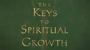 Growing Spiritually Gets Results