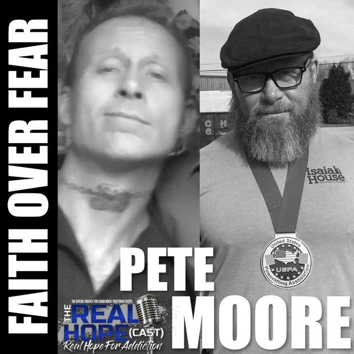 Faith Over Fear (Pete Moore)