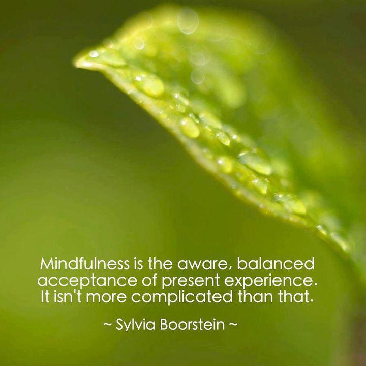 Mindfulness İle Mola