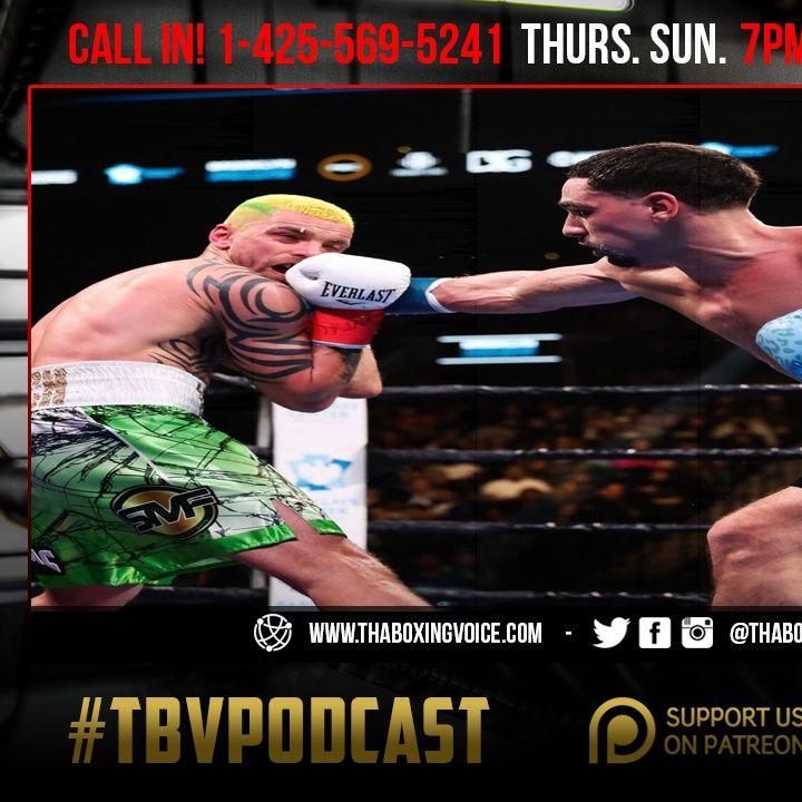 ☎️Mike Tyson Treatment: Danny Garcia Gets Bitten in Win😱AJ Wants 70/30 Split vs Wilder Fury Winner🤑