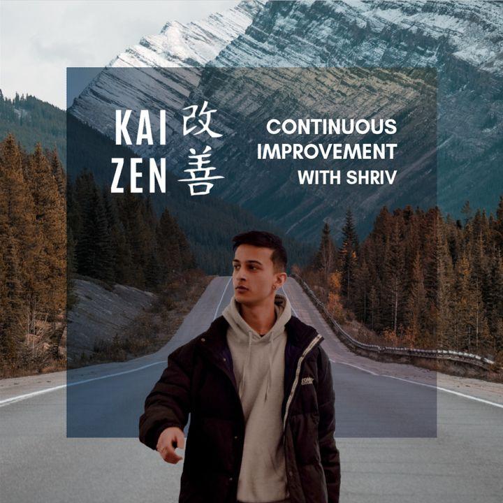 Kaizen with Shriv - Nepali Entrepreneur