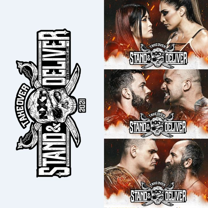NXT TakeOver Stand & Deliver Canadian Special