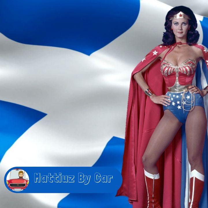 Episodio 11 - Wonder Woman Esiste E Vive In.... Scozia!