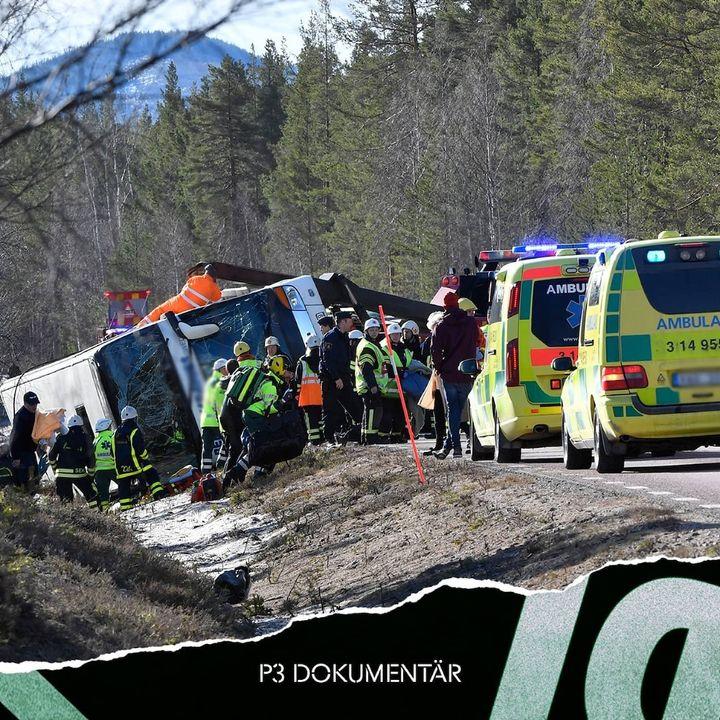 *NY* Bussolyckan i Sveg