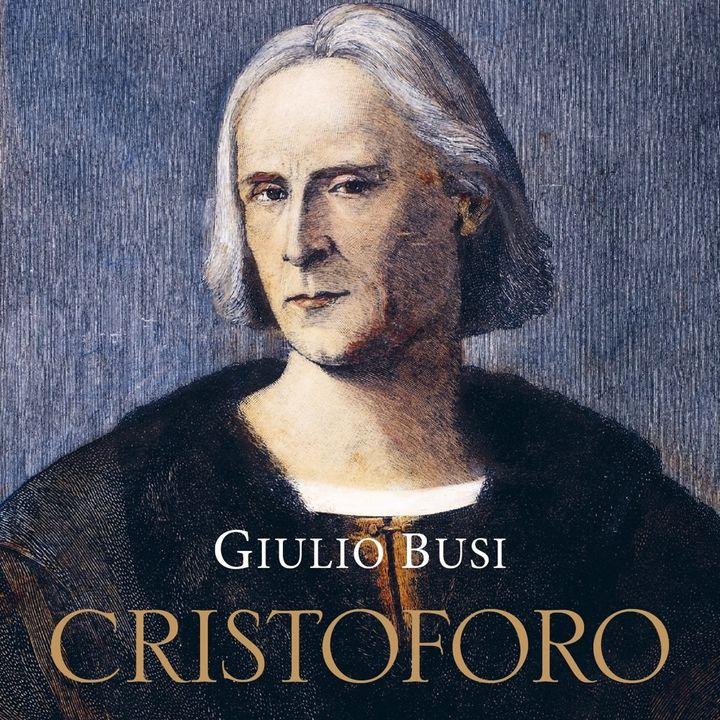 "Giulio Busi ""Cristoforo Colombo"""