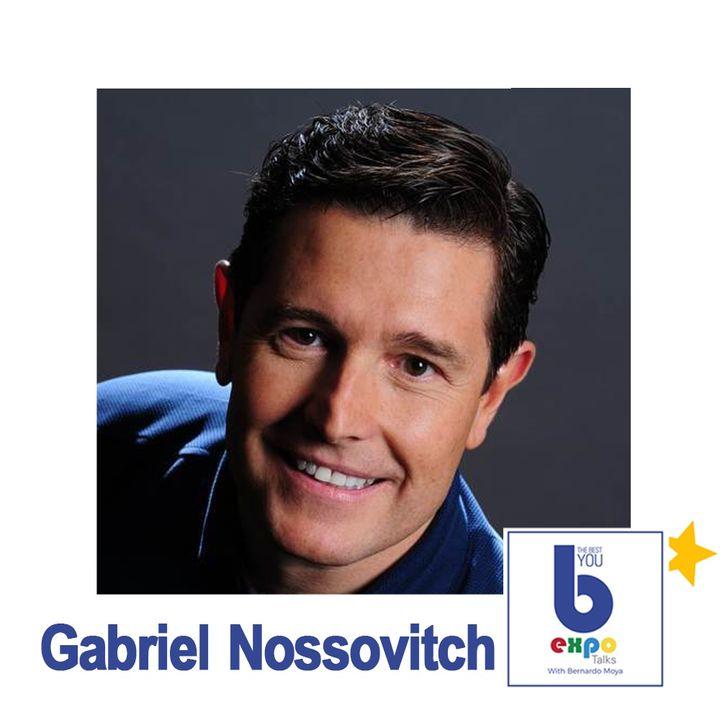 Gabriel Nossovitch at Virtual EXPO LA 2020