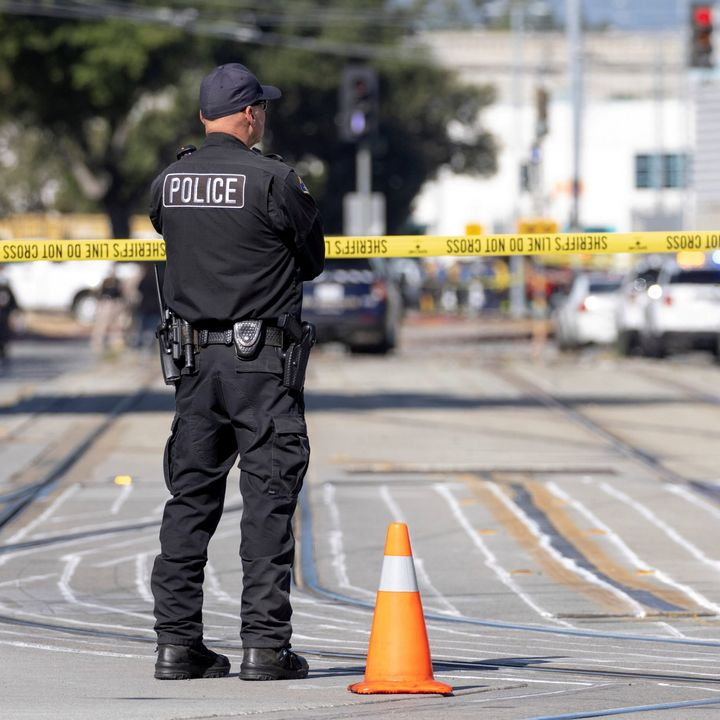 (2021) San Jose Railyard Shooting, 8 Fatalities