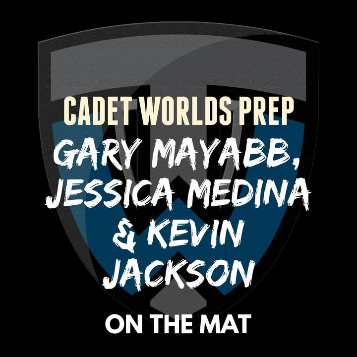 USA Wrestling Developmental coaches Gary Mayabb, Kevin Jackson and Jessica Medina - OTM580