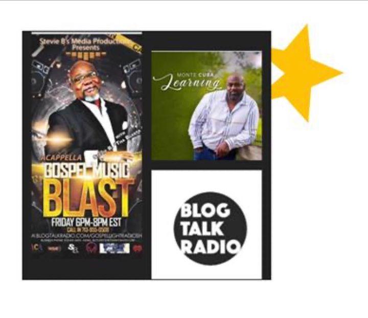 Stevie B. A Cappella Gospel Music Blast - (Episode 190)