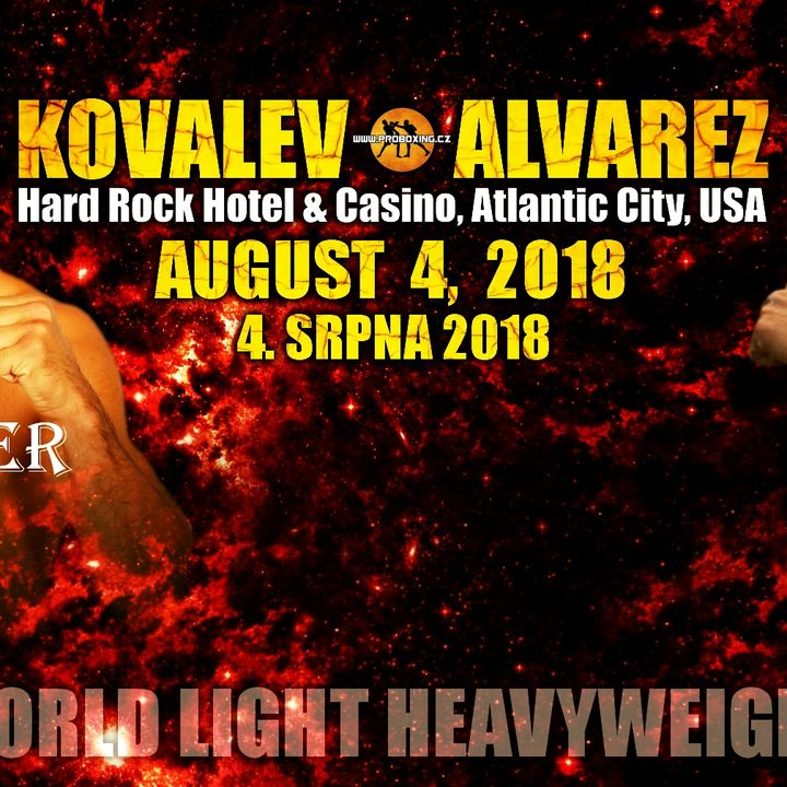 Inside Boxing Weekly: Kovalev-Alvarez Preview, a Look Back at Mikey Garcia, and a Heavyweight Explosion