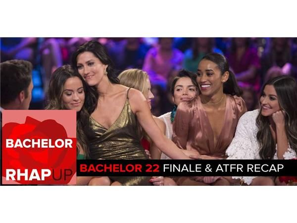 Bachelor Season 22 Finale and After the Final Rose: Arie Chooses to Change