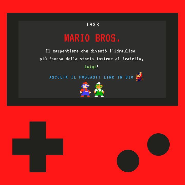 MARIO BROS. - 1983 - puntata 3