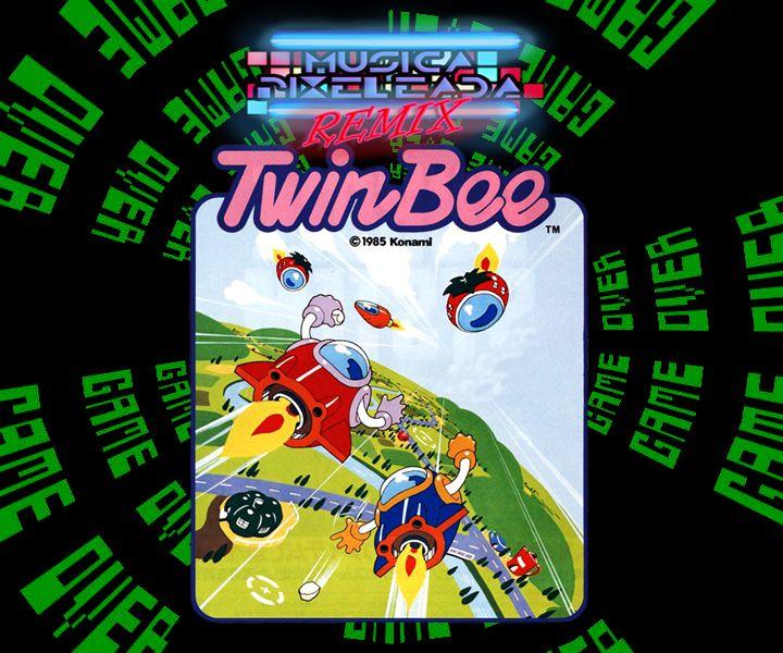 TwinBee (Arcade)