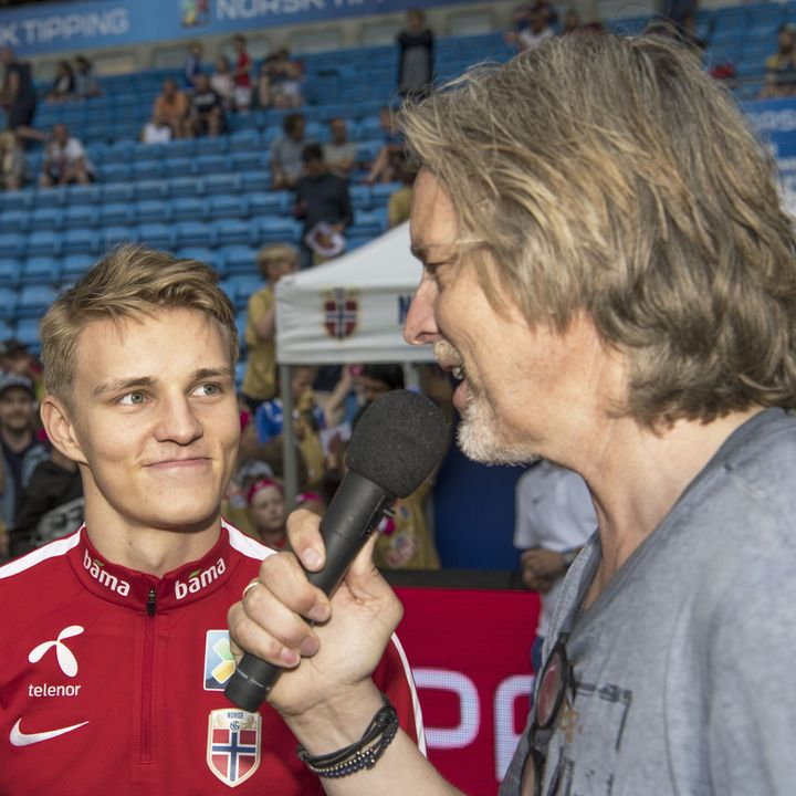 Jan Age Fjortoft special: Liverpool, Odegaard and inside story of his move to Real Madrid   THAT Klopp interview   Werner, Havertz, Sancho