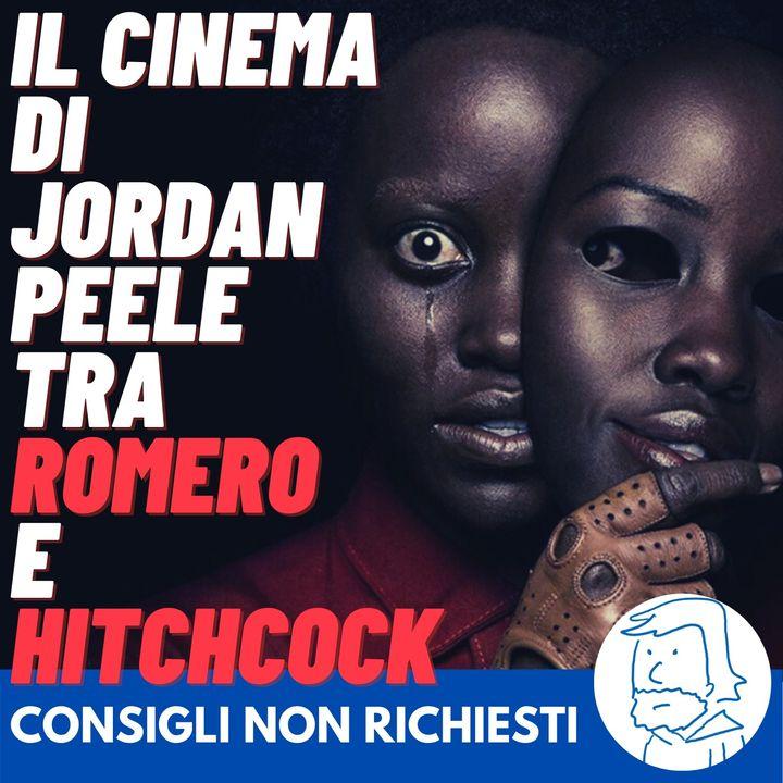 Il cinema di Jordan Peele tra Romero e Hitchcock!
