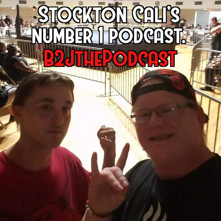 Episode 92sh- B2J THE PODCAST