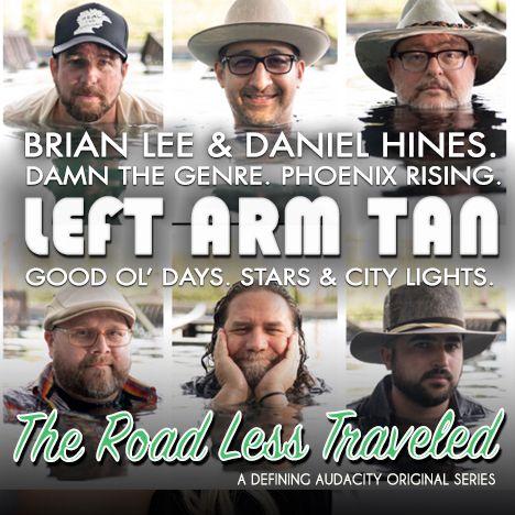 Left Arm Tan: Damn the genre