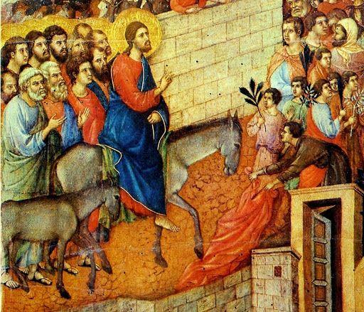 Don Matteo - Osanna al Figlio di Davide! Benedetto Colui che viene nel nome del Signore!