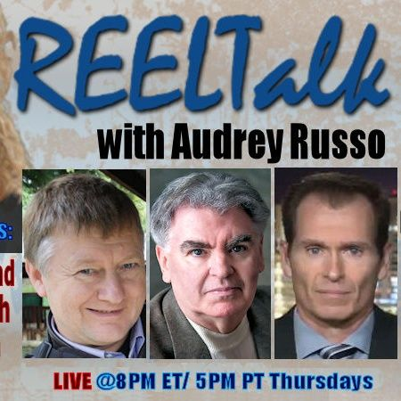 REELTalk: Author Michael Walsh from The Pipeline, bestselling author Dr. Peter Hammond direct from South Africa and Major Fred Galvin