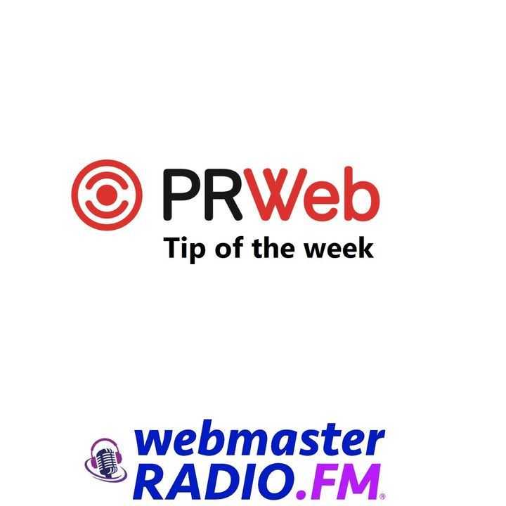 PRWeb Tip of the Week