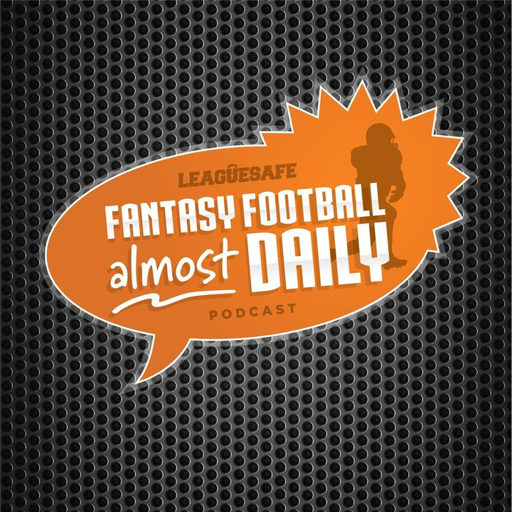 Fantasy Football Almost Daily #254 - Rookie Difference Makers