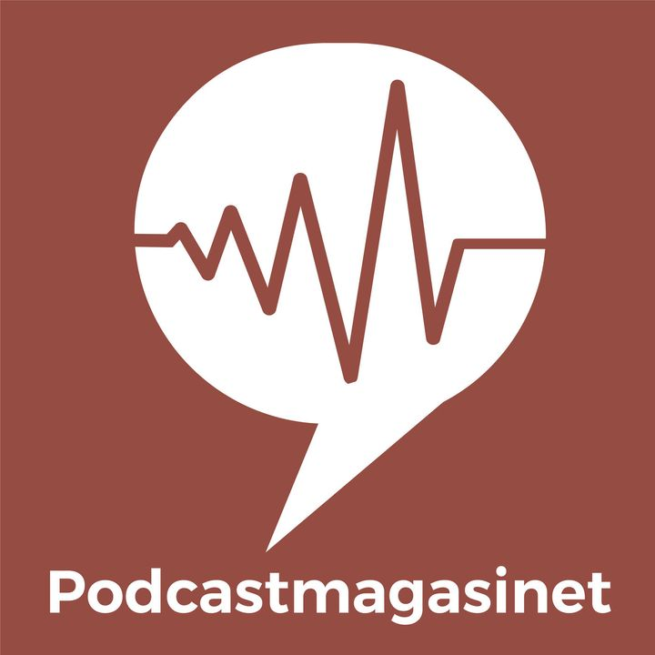 Uge 4: Ny rapport: Podcastlytning stiger i DK // Rikke Collin anbefaler