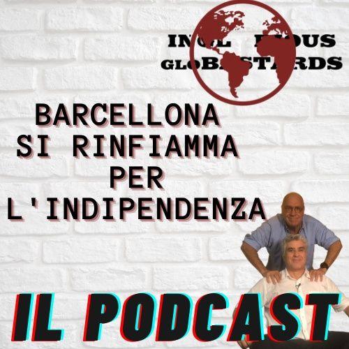 Barcellona si rinfiamma per l'indipendenza