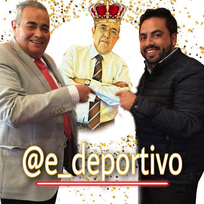 Invitado especial, invitado de lujo en Espacio Deportivo de la Tarde 02 de diciembre 2020