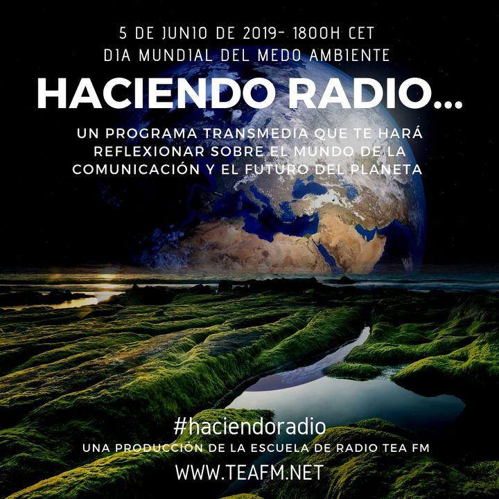 HACIENDO RADIO...