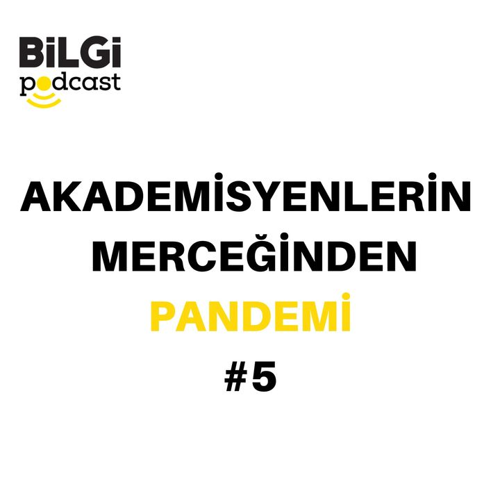 Akademisyenlerin Merceğinden Pandemi #5: Pandemide Kültür ve Yaratıcı Endüstriler   Prof. Dr. Aslı Tunç & Doç. Dr. Gökçe Dervişoğlu