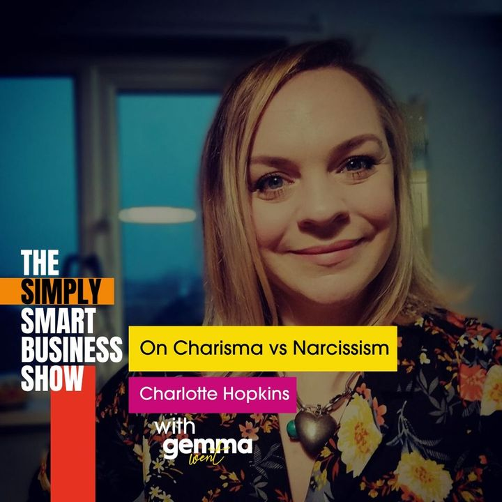 Let's talk about the fine line between charisma and narcissism