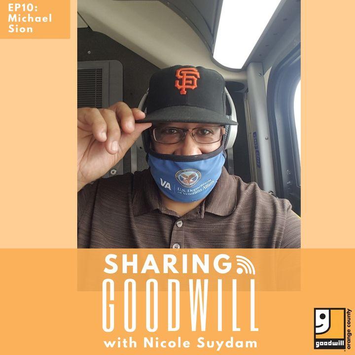 Episode 10: Michael Sion, Marine Corps Veteran