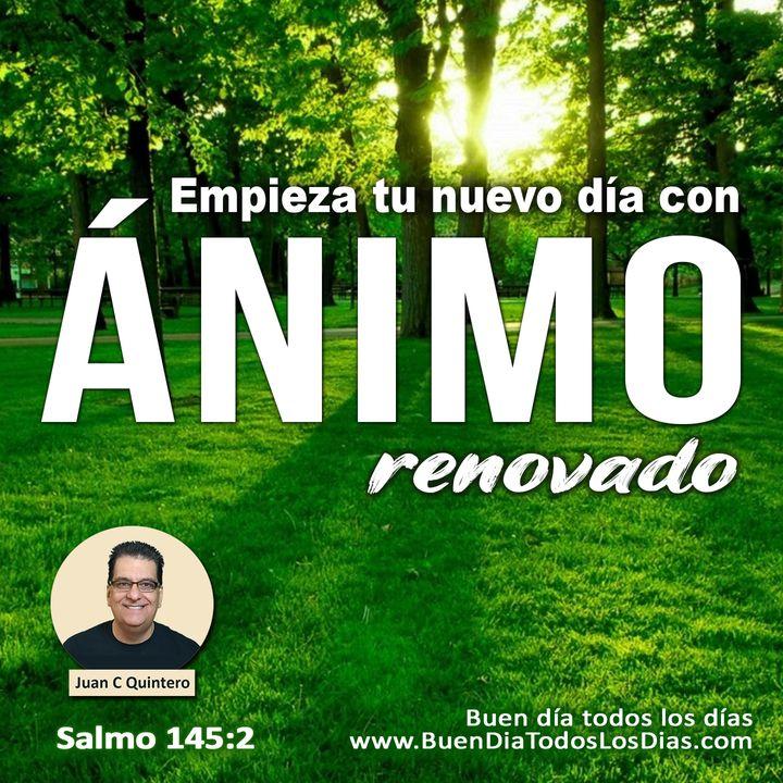 Ánimo renovado, fe fortalecida