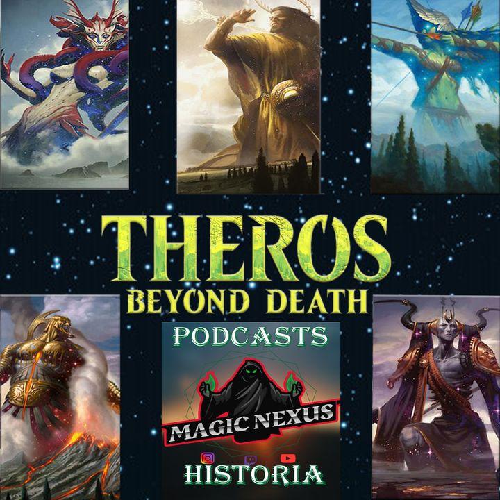 Dioses de Theros part 1