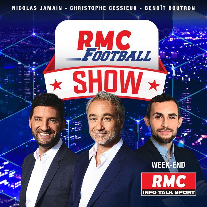 RMC Football Show du 18 février : Spécial Ligue Europa – 22h/23h