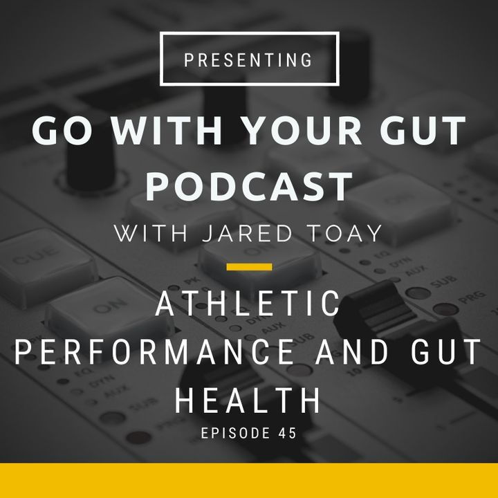 Athletic Performance And Gut Health