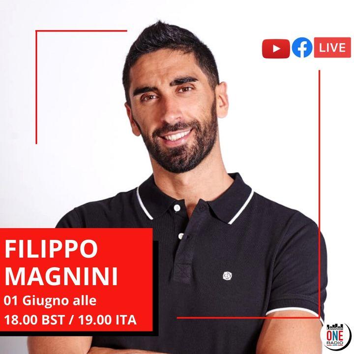 """Filippo Magnini ci presenta il suo nuovo libro """"La resistenza dell'acqua"""""""