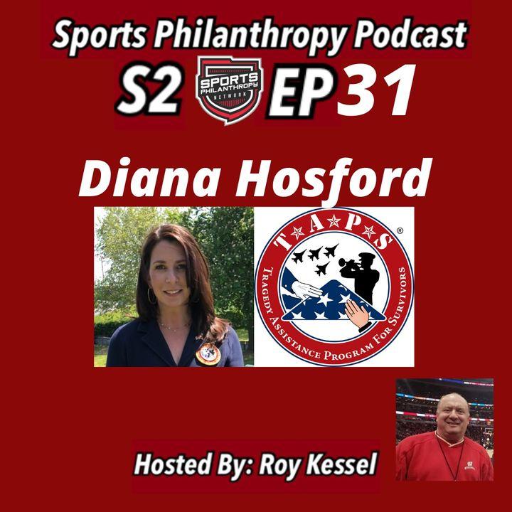 S2:EP31--Diana Hosford, TAPS