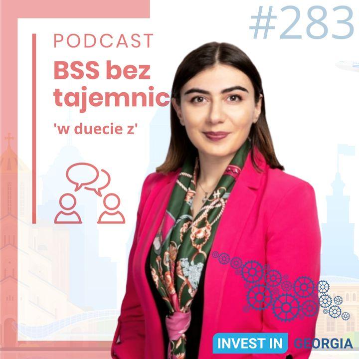 #283 Georgia - the new BSS destination