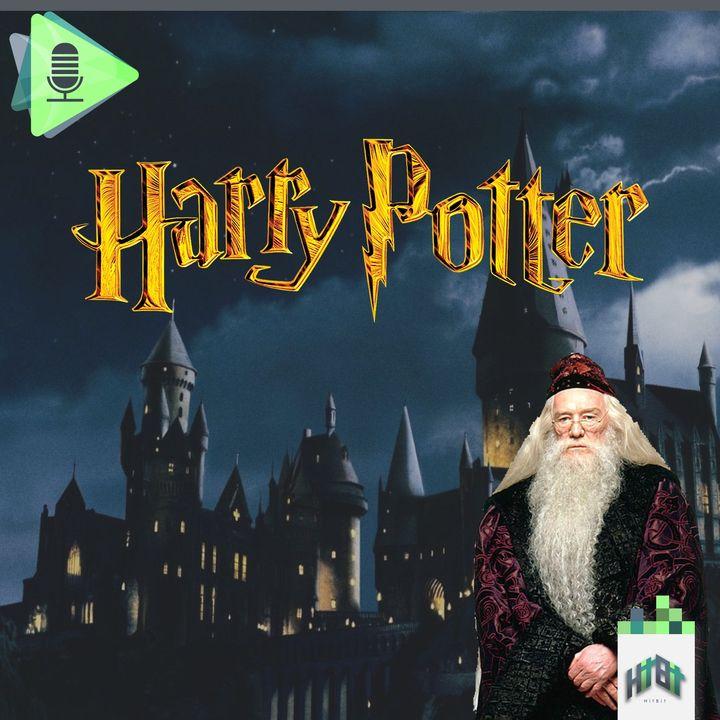 Episodio 012 - Harry Potter - Parte 1 - Invitado: Varo Claw
