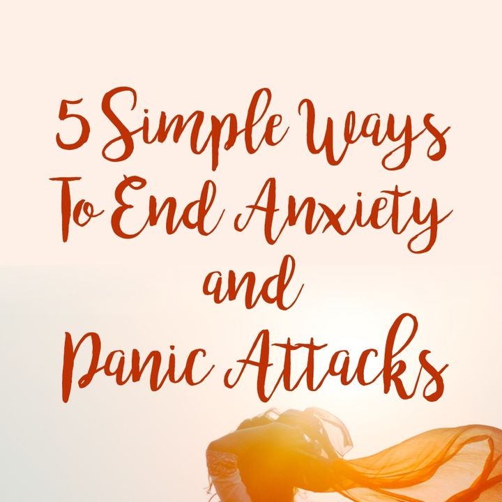 This is how to put an end to anxiety attacks