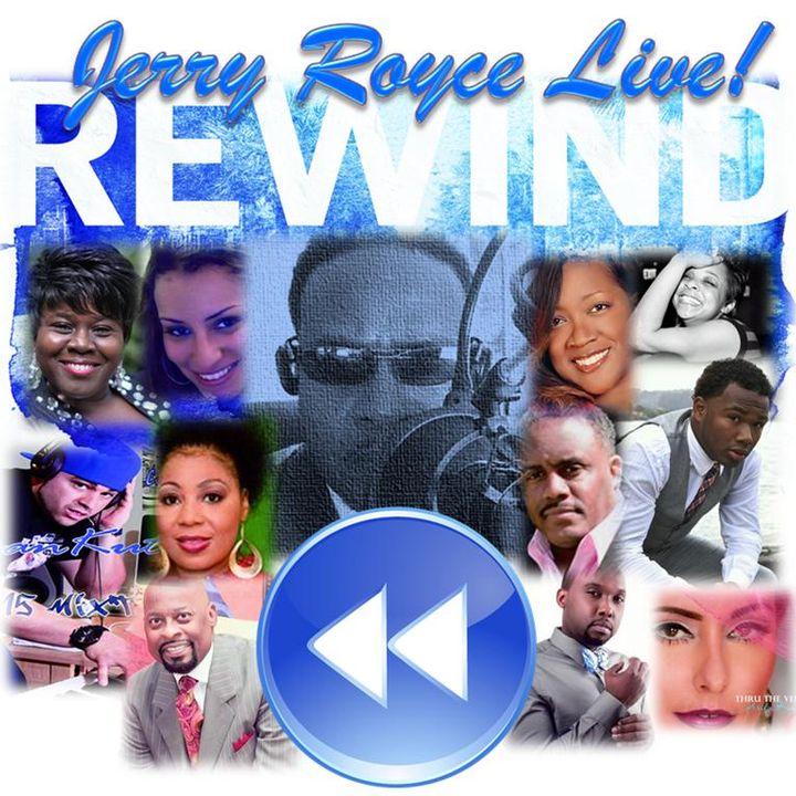 STREAMIN' WIT' JERRY ROYCE LIVE DAY SHOW