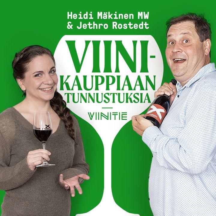Viinikauppiaan tunnustuksia