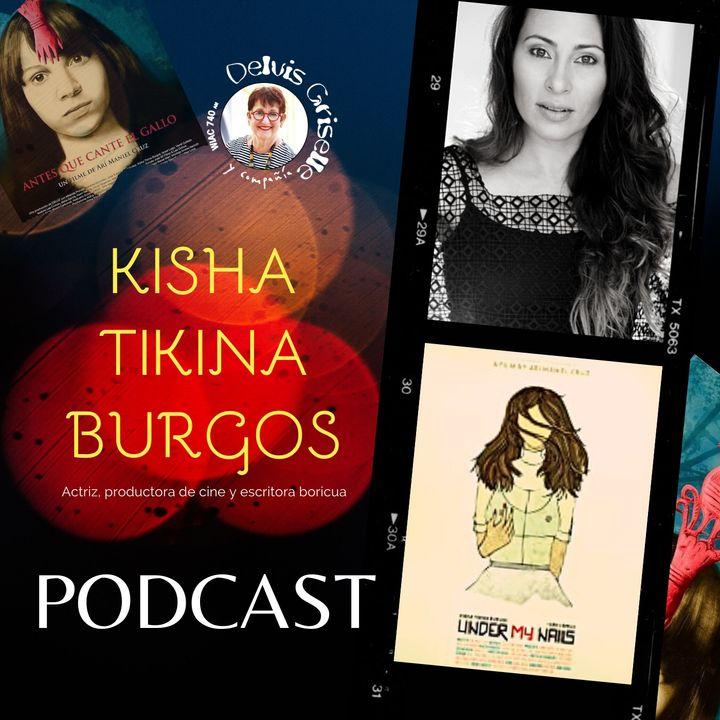 Kisha Tikina Burgos