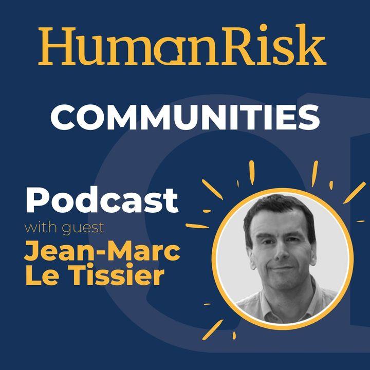 Jean-Marc Le Tissier on Communities
