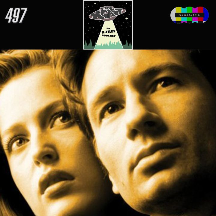 497. File Update: Season 6 / The Official Archives / Albuquerque